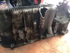 carter Avant réparation