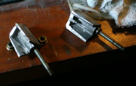 réparation carter moto avant soudure